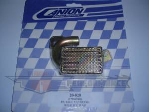 Canton Oil Pan Accessories - Oil Pump Pickups - Canton Racing Products - 20-020 Chevy High Volume Oil Pump Pickup