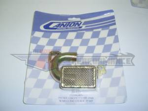 Canton Oil Pan Accessories - Oil Pump Pickups - Canton Racing Products - 20-023 Chevy Melling M155 High Volume Oil Pump Pickup