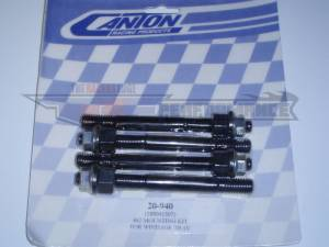 Canton Oil Pan Accessories - Windage Trays & Mounting Kits - Canton Racing Products - 20-940 Ford 289-302 Canton Windage Tray Mounting Hardware