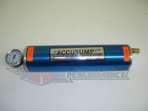 Oil System - Canton Accusump Oil Accumulators - Canton Racing Products - Canton 1 Quart Accusump Oil Accumulator