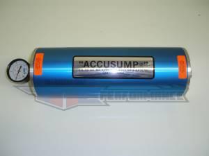 Oil System - Canton Accusump Oil Accumulators - Canton Racing Products - Canton 2 Quart Accusump Oil Accumulator