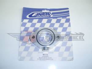Cooling System - Canton Coolant Tanks - Canton Racing Products - 80-116 Billet Aluminum Racer Water Neck Riser Plate