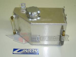 Cooling System - Canton Coolant Tanks - Canton Racing Products - Coolant Expansion / Fill Tank 1984-1996 Corvette
