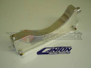 Cooling System - Canton Coolant Tanks - Canton Racing Products - Coolant Expansion / Fill Tank 1994-1995 V8 Mustang