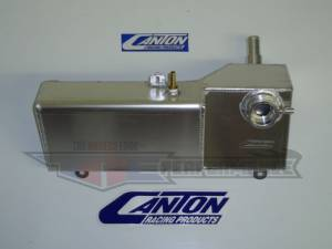 Cooling System - Canton Coolant Tanks - Canton Racing Products - Coolant Expansion / Fill Tank 1996-2004 V8 Mustang