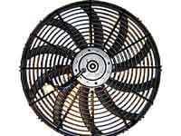 "Cooling System - Electric Fans - TREperformance - 10"" INCH S-BLADE ELECTRIC COOLING RADIATOR FAN"