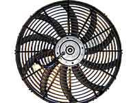 "Cooling System - Electric Fans - TREperformance - 12"" INCH S-BLADE ELECTRIC COOLING RADIATOR FAN"