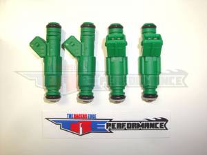 Fuel System - TRE Bosch Thin Body Style Fuel Injectors - TREperformance - TRE 42lb Bosch Thin Style Fuel Injectors - 4