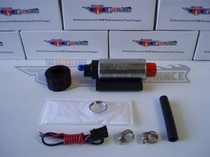 Fuel System - TRE 300 & 340 LPH Fuel Pumps - TREperformance - Ford Mustang 5.0, 2.3 and Cobra 340 LPH Fuel Pump 1985-1995