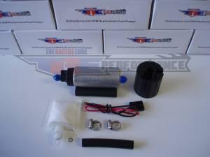 Fuel System - TRE 300 & 340 LPH Fuel Pumps - TREperformance - Mitsubishi Lancer EVO 340 LPH Fuel Pump 2000-2013